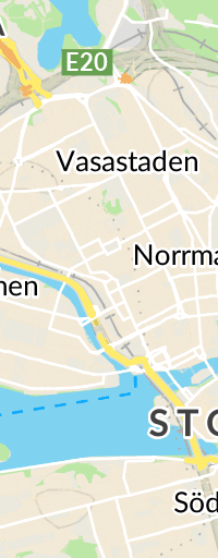 Stockholms Läns Landsting, Stockholm