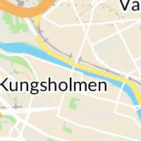 Friskispressen, Stockholm