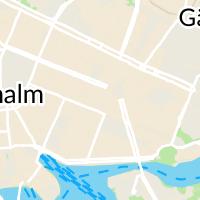 Grevlingen, Stockholm