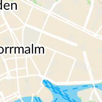 Areal Stockholm, Stockholm