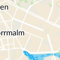 Spanjorskan, Stockholm