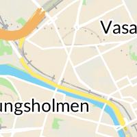 Stockholm Vaccin-Lättakut, Stockholm