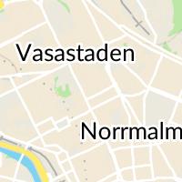 Bokbussen, Stockholm