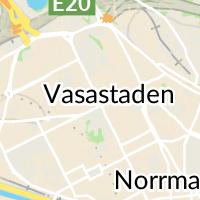 OKQ8, Stockholm