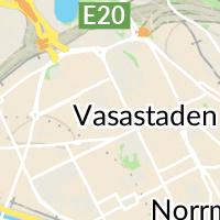 Gruppbostad Hagagatan 17 B, Stockholm