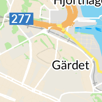 ICA Gärdet Smedsbacksgatan, Stockholm