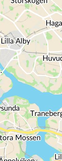 Skoga Ålderdomshem Servicehus, Solna