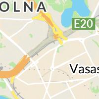 Stockholms Kommun - Gruppbostad Dalagatan, Stockholm