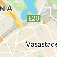 OKQ8 Hyrbilar, Stockholm