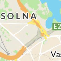 Sjukhusskolan, Solna