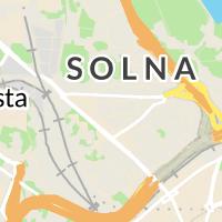 Solna Församling - S:t Martins Kapell, Solna