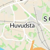 Stockholms Stadsmission - Bobyrån, Nattjour.Bostad Och Hyresförmedling, Solna