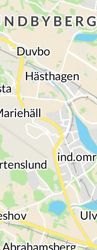 Coop Logistik AB, Bromma