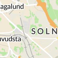 Tullverket, Solna