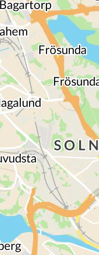 Discshop Svenska Näthandel, Solna