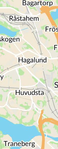 Stadsdirektörens Kansli, Solna