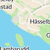 Stråkets utegym, Hässelby