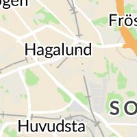 Solna Kommun - Hagalundsparken, Solna