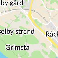 Albetol Guldet, Gulddragargränd, Vällingby
