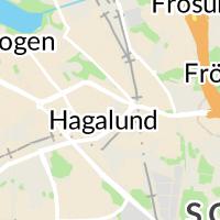 Peabskolan, Solna