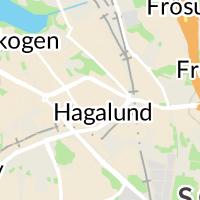 Coop Vasalund, Solna