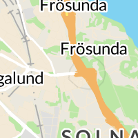 Bilia Personbilar AB, Solna