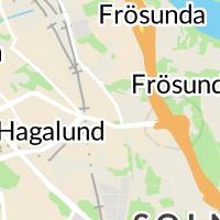 Peab Sverige AB, Solna