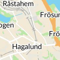Skandinaviska Enskilda Banken AB, Solna