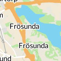 Scandinavian Airlines System Denmark -Norway-Sweden - Huvudkontor, Solna