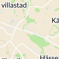 Lilla Fågel Vit, Hässelby