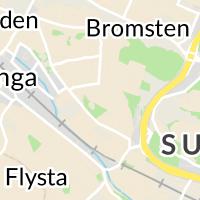 Fristad servicehus, Spånga