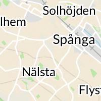 Spångahallen, Spånga