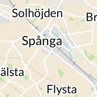 Stockholms Kommun - Relationsvåldscentrum, Spånga