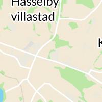Mötesplatsen Vita villan, Hässelby