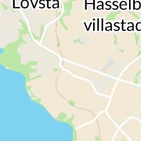 Kyrkans Allmänna Förskola, Hässelby