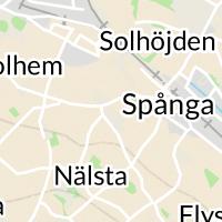 Spånga gymnasiesärskola, Spånga