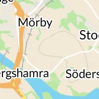 Danderyds Kommun - Lyckovägen, Stocksund