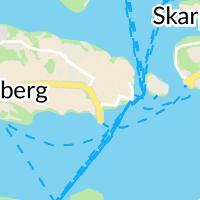 Civilförsvar, Vaxholm