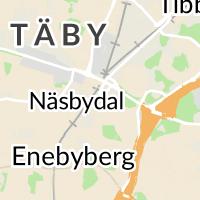 Itrim Täby, Täby