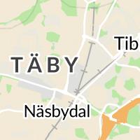 Täby Fastighets AB, Täby