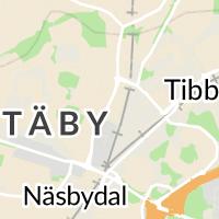 Mäklarhuset Täby, Täby