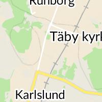 Barnavårdscentral HusläkarmottagningenTäby-Kyrkby, Täby