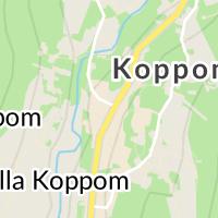 Arvika-Charlottenberg Begravningsbyrå AB - Koppoms Begravningsbyrå, Koppom