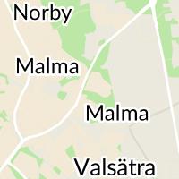 Uppsala Kommun - Malma Backa 3 F Gruppbo, Uppsala