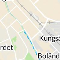 Gudruns Servicehus Pensionärsrestaurang Hemtjänst Distrikts-Arbetsterapeuter, Uppsala