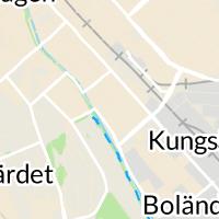 Uppsala Kommun - Kålsängsgränd 6b Sb, Uppsala