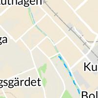 Tandläkare Kjell Kullander, Uppsala