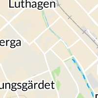 Uppsala Pastorat - Ungdomscafé Genomfarten, Uppsala