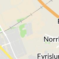 Anticimex AB, Byggnadsmiljö, Uppsala