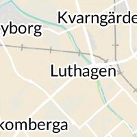 Luthagsgården AB, Uppsala